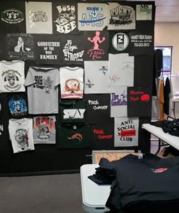 Custom Printed T-Shirts